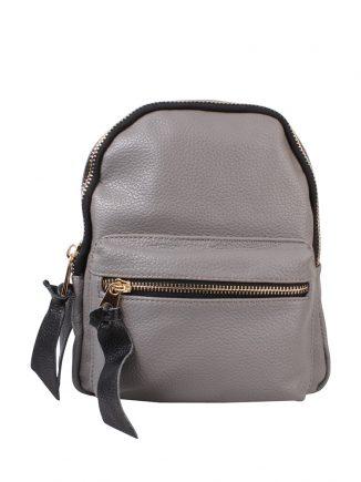 rugzak grijs, backpack grijs, schooltas grijs, fashion musthaves, musthaves webshop, sieraden, fashionlover