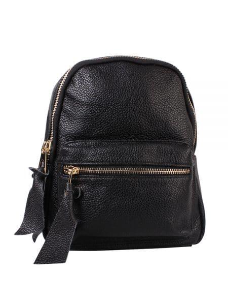rugzak zwart, zwarte rugzak, backpack zwart, fashion musthaves, musthaves webshop, tassen webshop, goedkope sieraden webshop