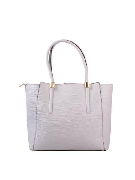 grote handtas, handtas lichtgrijs, grijze handtas, fashion musthaves, musthaves webshop, goedkope sieraden webshop