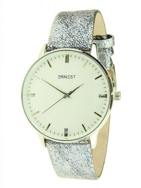 ernest horloge, verkoop ernest horloges, fashion musthaves webshop, grijs ernest horloge, zilver ernest horloge