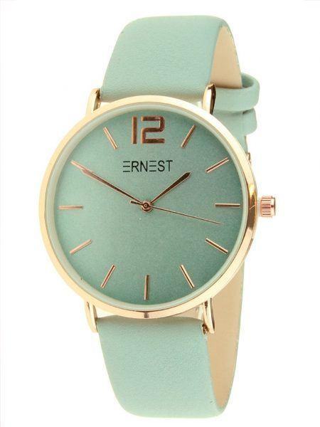 ernest horloge, verkoop ernest horloges, fashion musthaves webshop, groen ernest horloge, blauw ernest horloge