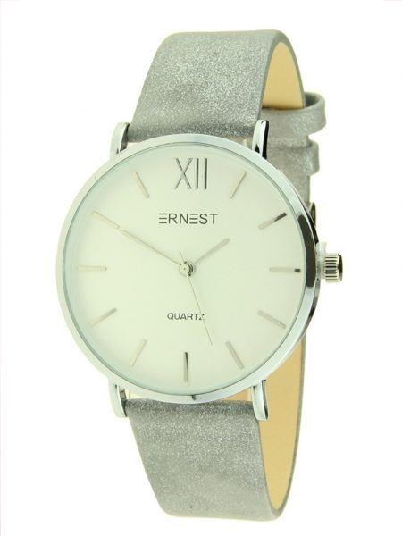 ernest horloge, verkoop ernest horloges, fashion musthaves webshop, zilver ernest horloge, glitter ernest horloge