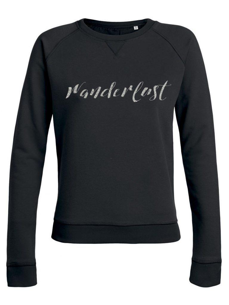 wanderlust sweater, statement sweater, fashion musthaves webshop, kleding webshop, fashion musthaves