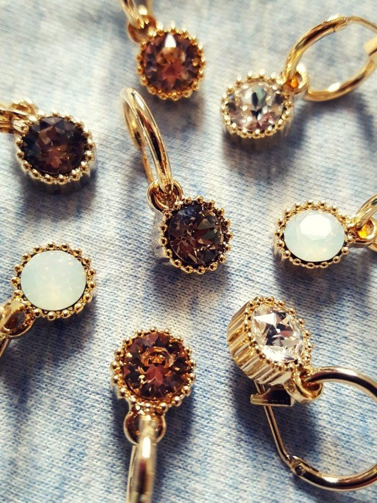 posh sparkle oorbellen, oorbellen, classy oorbellen, casual oorbellen, kleine oorbellen, oorbellen hangers, musthaves webshop, oorbellen online, sieraden webshop
