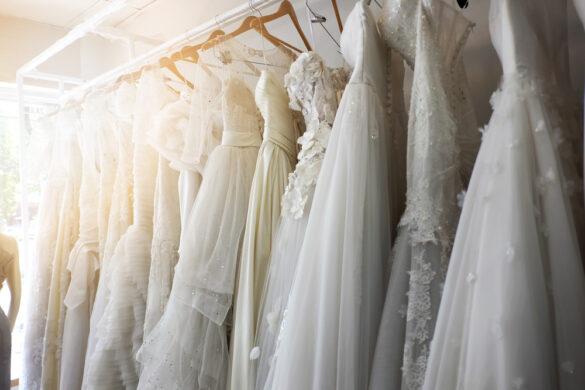 Hoe praktisch kunnen bruidsjurken nu echt zijn