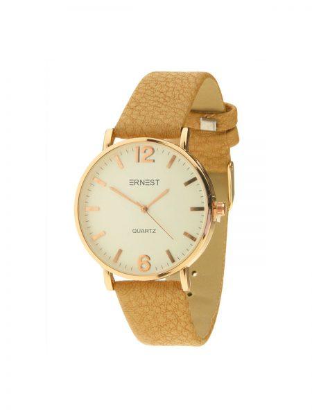 ernest horloge, ernest horloge bruin, misty horloge, ernest webshop, fashion musthaves, fashionlover